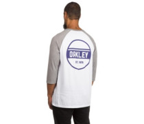 50/50-Dbl Rounds T-Shirt LS white