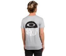 Double Grit T-Shirt grau