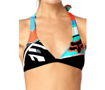 Fox Divizion Fixed Halter Bikini Top