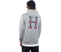 Dystopia Classic Hoodie grey heather