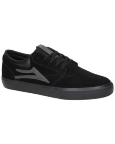 Griffin Skate Shoes black suede