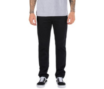 Authentic Chino Stretch Pants black