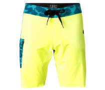 Camino Boardshorts day glo yellow
