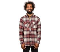 Donny Flannel Hemd rot