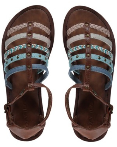 Sunny Sandals Women toffee