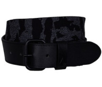 Elasto Strap Belt black