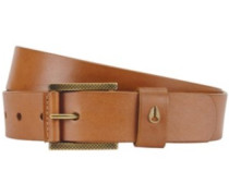 Americana Slim II Belt honey brown