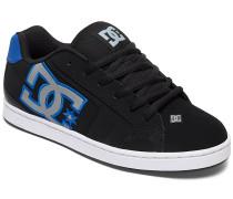Net Sneakers schwarz