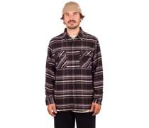 Bowery Stretch X Flannel Shirt charcoal ii