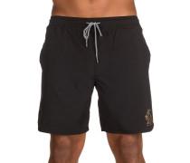 The Black Beach Shorts schwarz