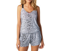 Contest Romper black