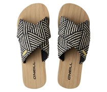 Ditsy Sandals yellow