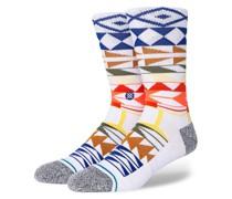 Warrior Print Socks