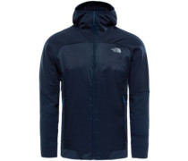 Kokyu Hooded Fleece Jacket urban navy