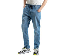 Jogger Jeans light blue