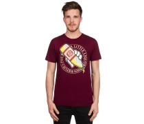 40 Oz T-Shirt rot