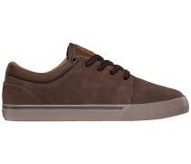 GS Sneakers braun