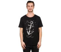 Ahoi! T-Shirt schwarz