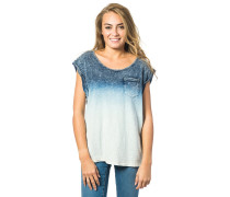 Fade To Blue T-Shirt blau