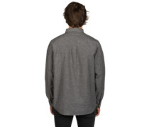 Hamlett Shirt LS heather grey