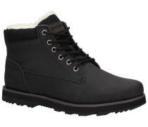 Mission V Shoes solid black