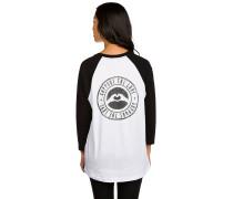 Stamped Logo White T-Shirt weiß