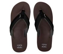 All Day Impact Sandals dark brown