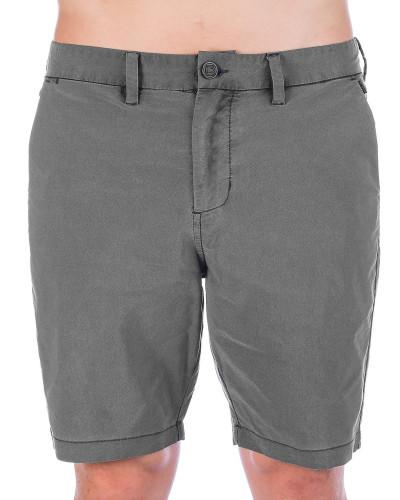 New Order X Overdye Shorts black