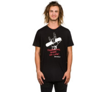 Freeriding T-Shirt black