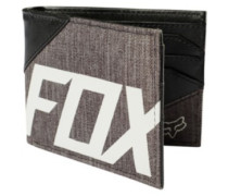 Sidecar Mixed Pu Wallet heather black