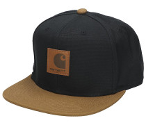 Logo Bi-Colored Cap hamilton brown