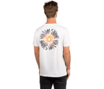 Doom Bloom Pocket T-Shirt white