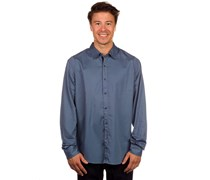 Midwick Hemd blau