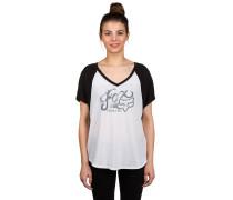 Transitory Raglan T-Shirt schwarz