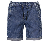 Select Denim Beach Shorts blau