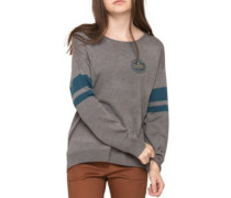 Bell Pullover grey heather