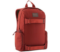 Emphasis Backpack fired brick twill