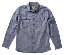 Duke Shirt LS indigo