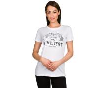 Zun T-Shirt weiß