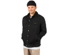 Sherpa Trucker Jacket black