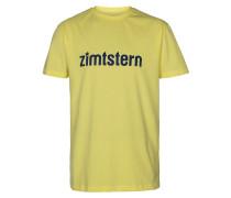 TSM Logotype T-Shirt gelb