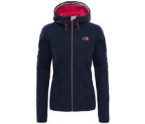 Zermatt Hooded Fleece Jacket petticoatpk