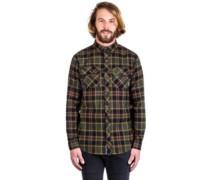 Jubal Shirt LS brown