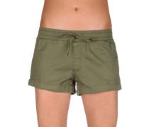 Laurel Shorts olive twill
