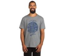 Family T-Shirt grey heather
