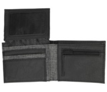 Tribong Wallet dark grey heath