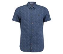Ocean Shirt blue aop
