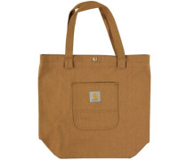 Simple Tote Bag carhartt brown