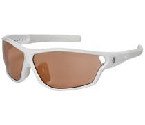 Scott Leap Full Frame white glossy Sonnenbrille