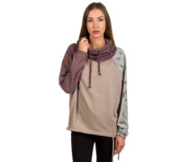 Airns Batwing Hoodie feathers